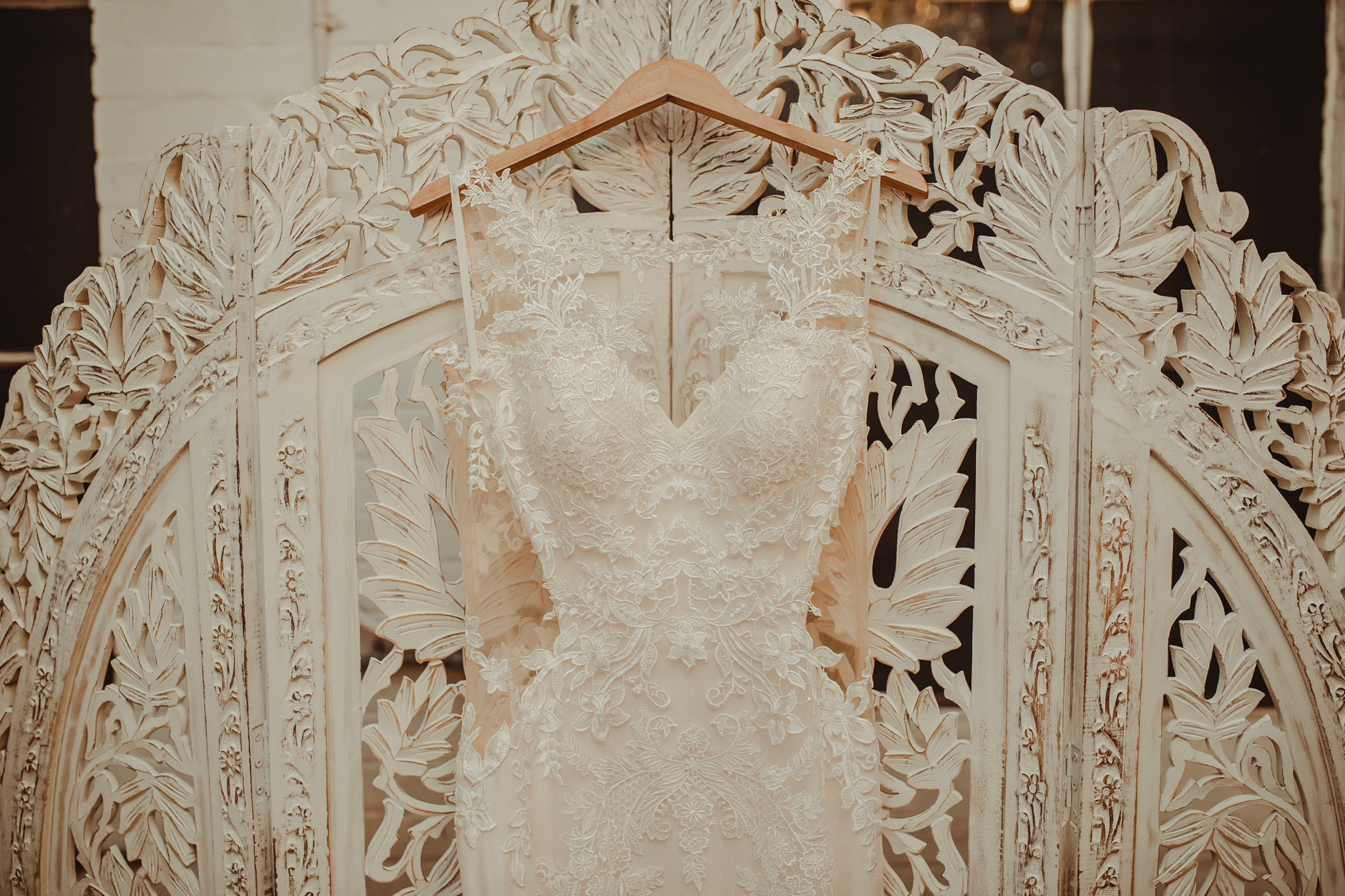Lillian West dress from Ruby Bridal Boutique - Pearl Weddings & Events