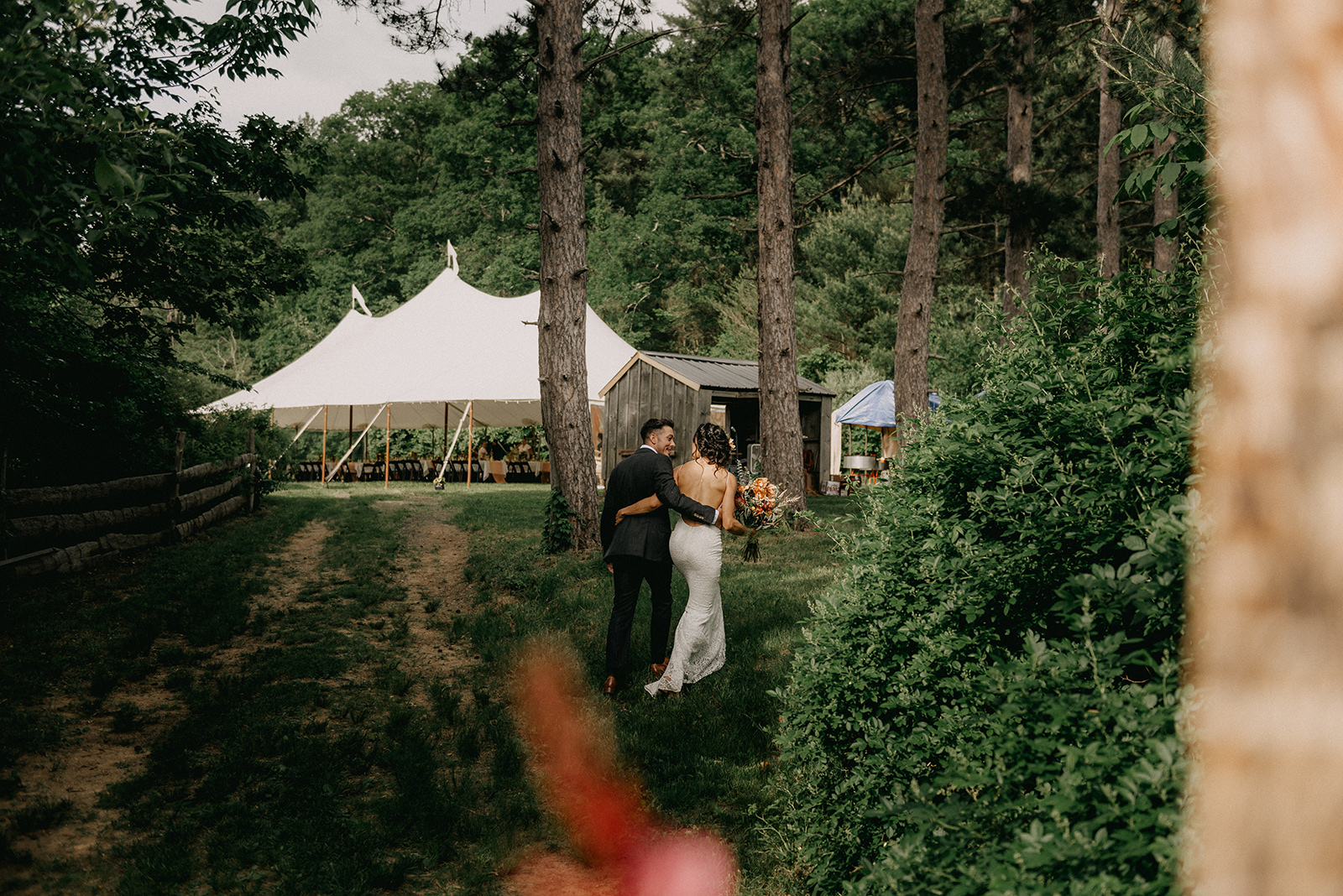 Just married - Pearl Weddings & Events
