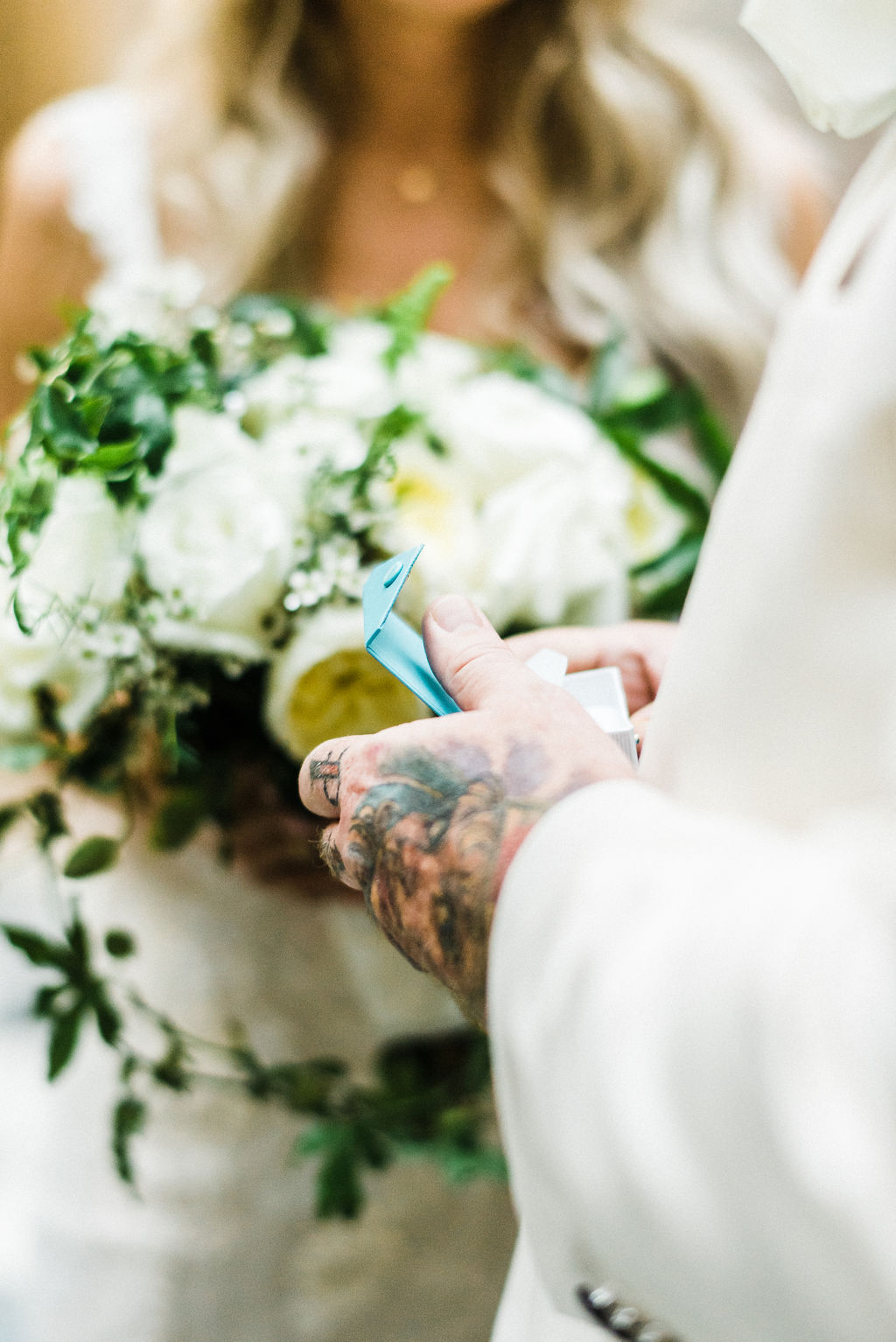 """""""To have an to hold"""" are so much more than just words on your wedding day - Pearl Weddings & Events"""