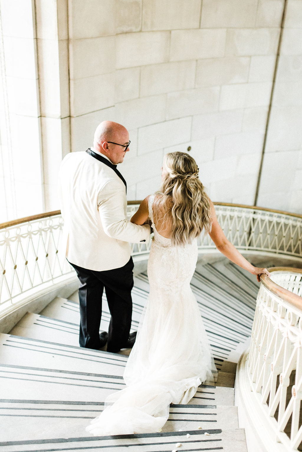 Melanie & Tyler's Great Gatsby Themed Wedding at The Goodwin Hotel- Pearl Weddings & Events