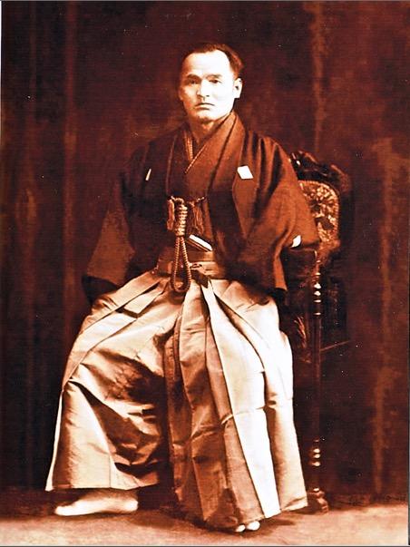 Sokaku Takeda circa 1890