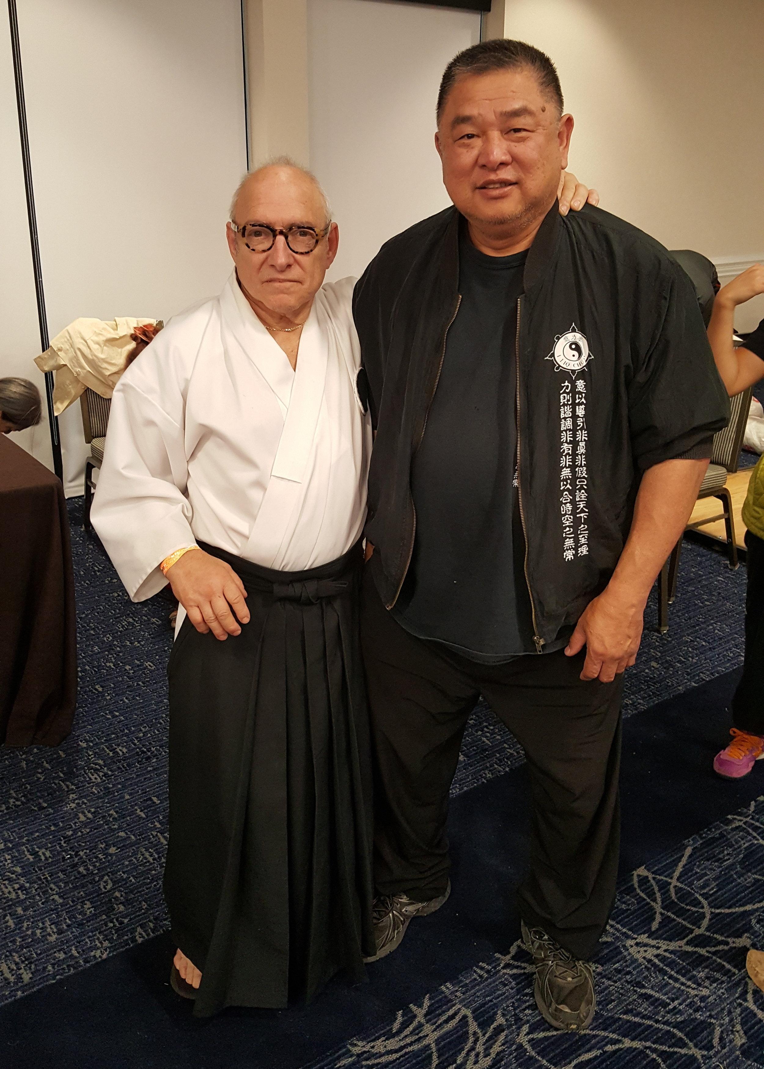 Sam Chin and Roy Goldberg