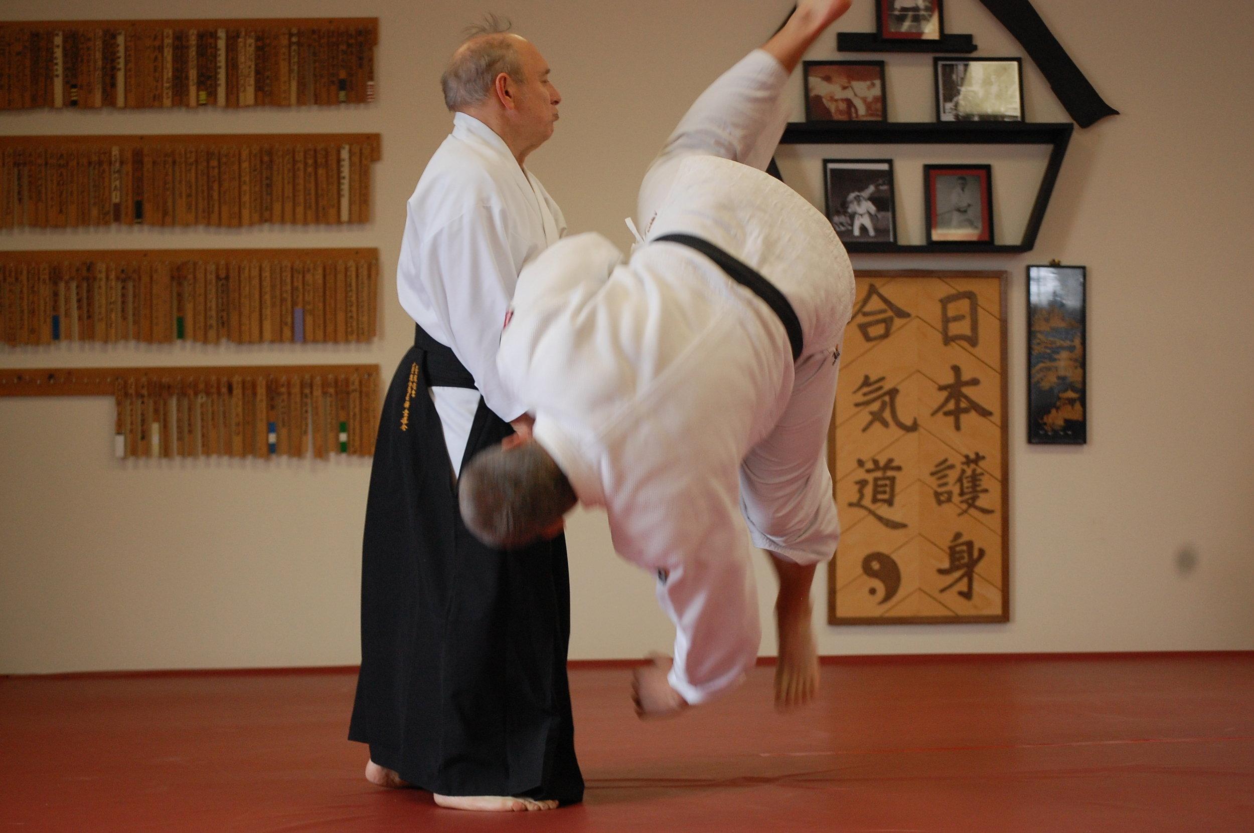 Rising Sun Aikido—Austin, TX — Daito Ryu Aiki Jujutsu