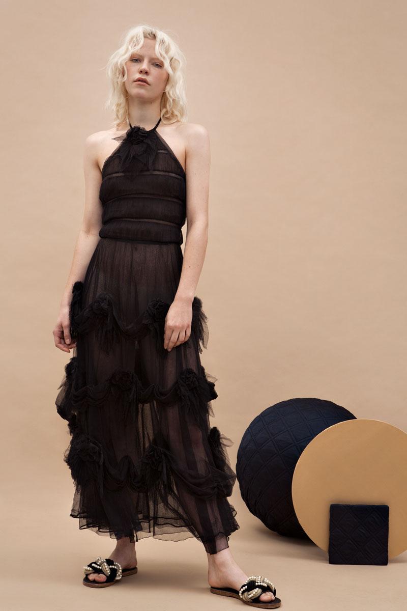 Elena Pirogova-Mares - Violet Chanel
