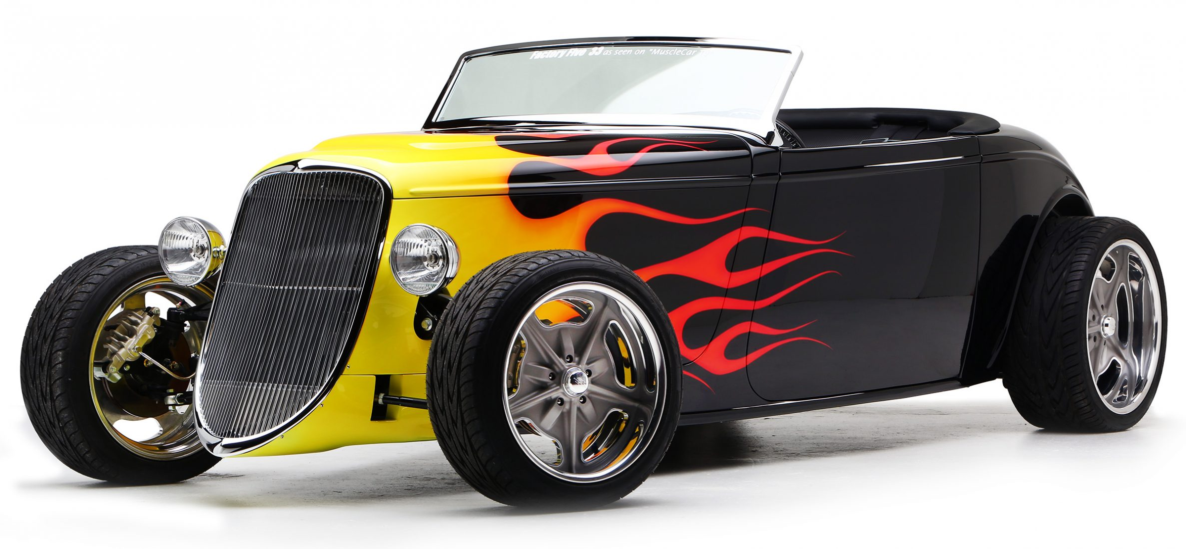 FormaCars 1933 Hot Rod