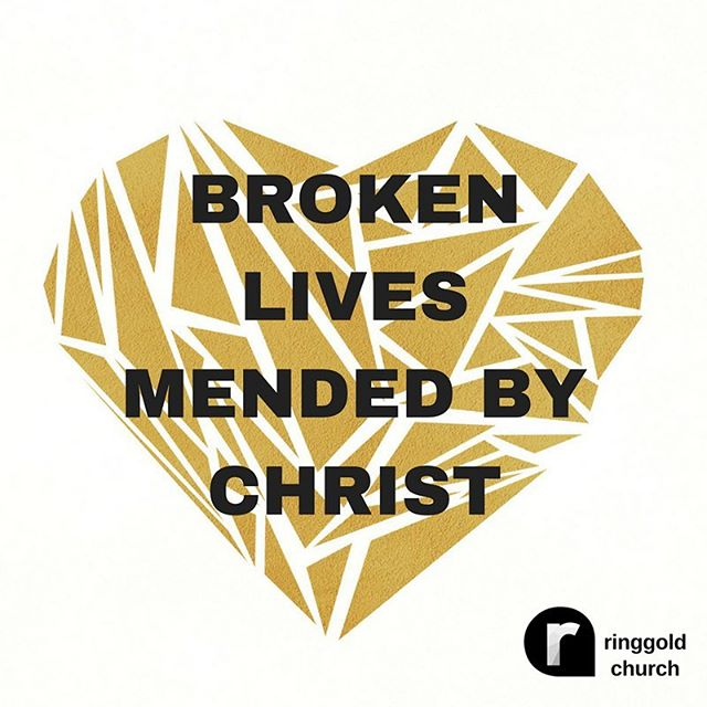 This is who we are! #BrokenLivesMendedByChrist #WelcomeHome #YouBelongHere