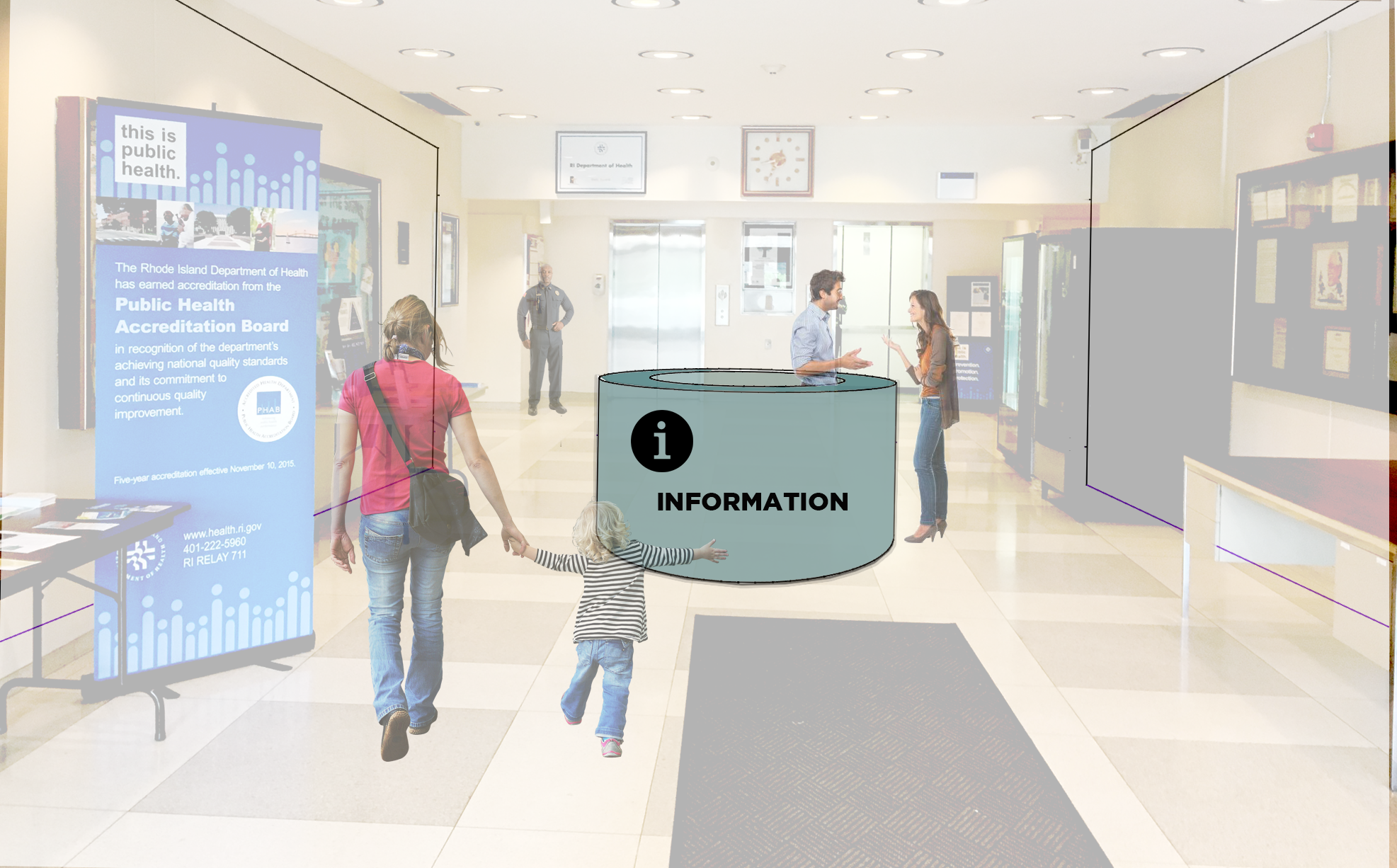 Proposed Circle Info Desk.png