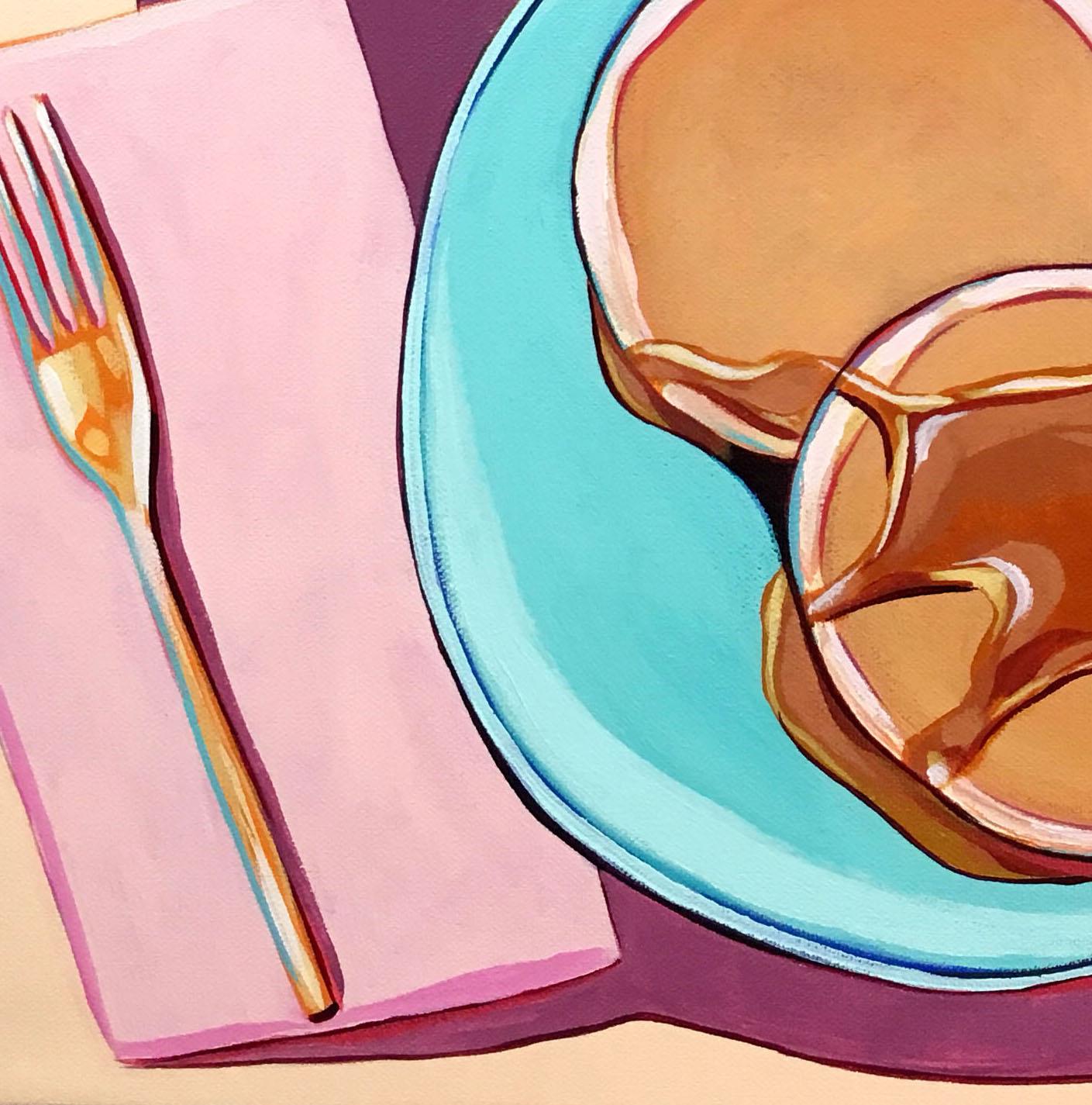Pancake Painting