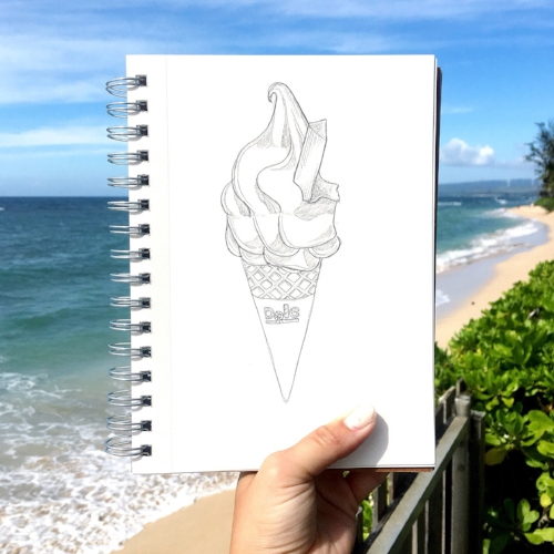 dole whip drawing.JPG