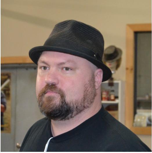 Chad Wanzek - Prepress Manager