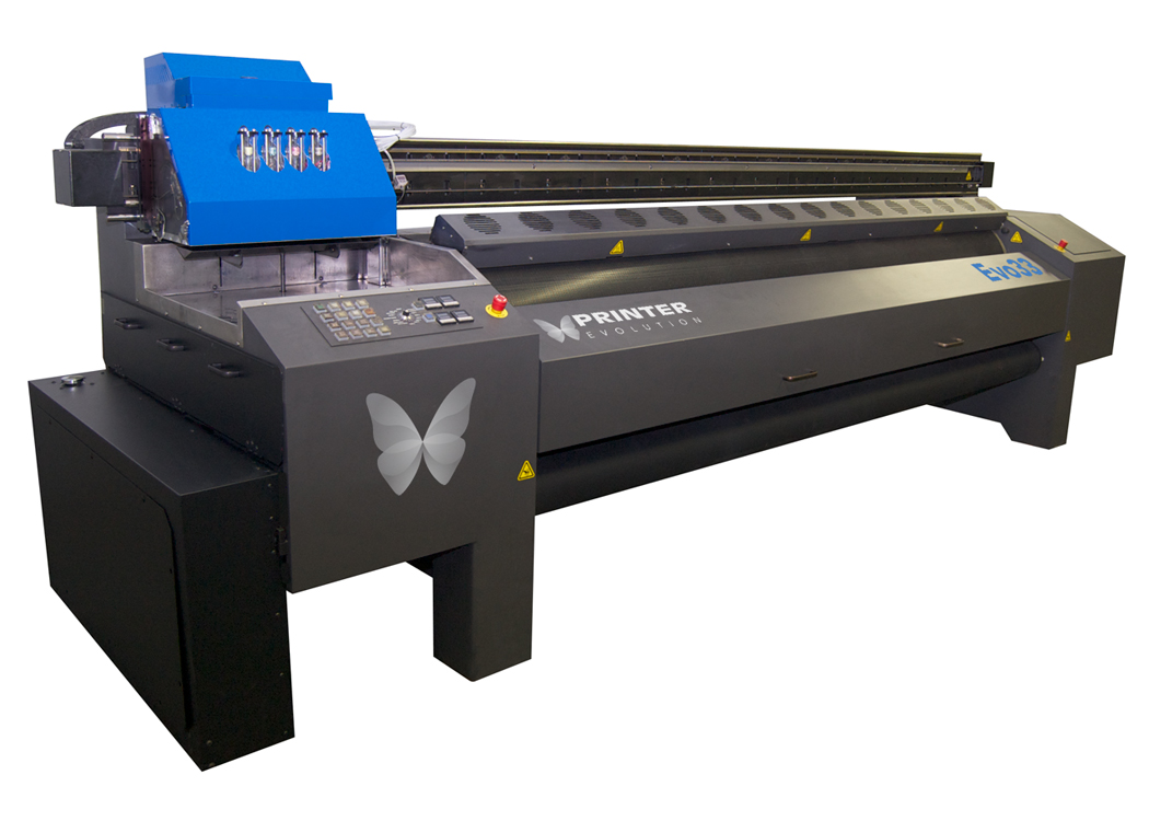 EVO dye sublimation printer