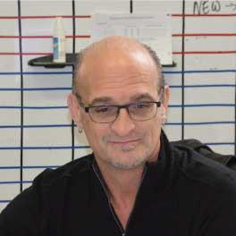 Ralph Frangipani - Production Manager