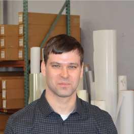 Jeff Segen - Grand Format Operator