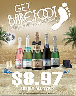 Barefoot Poster BFB005