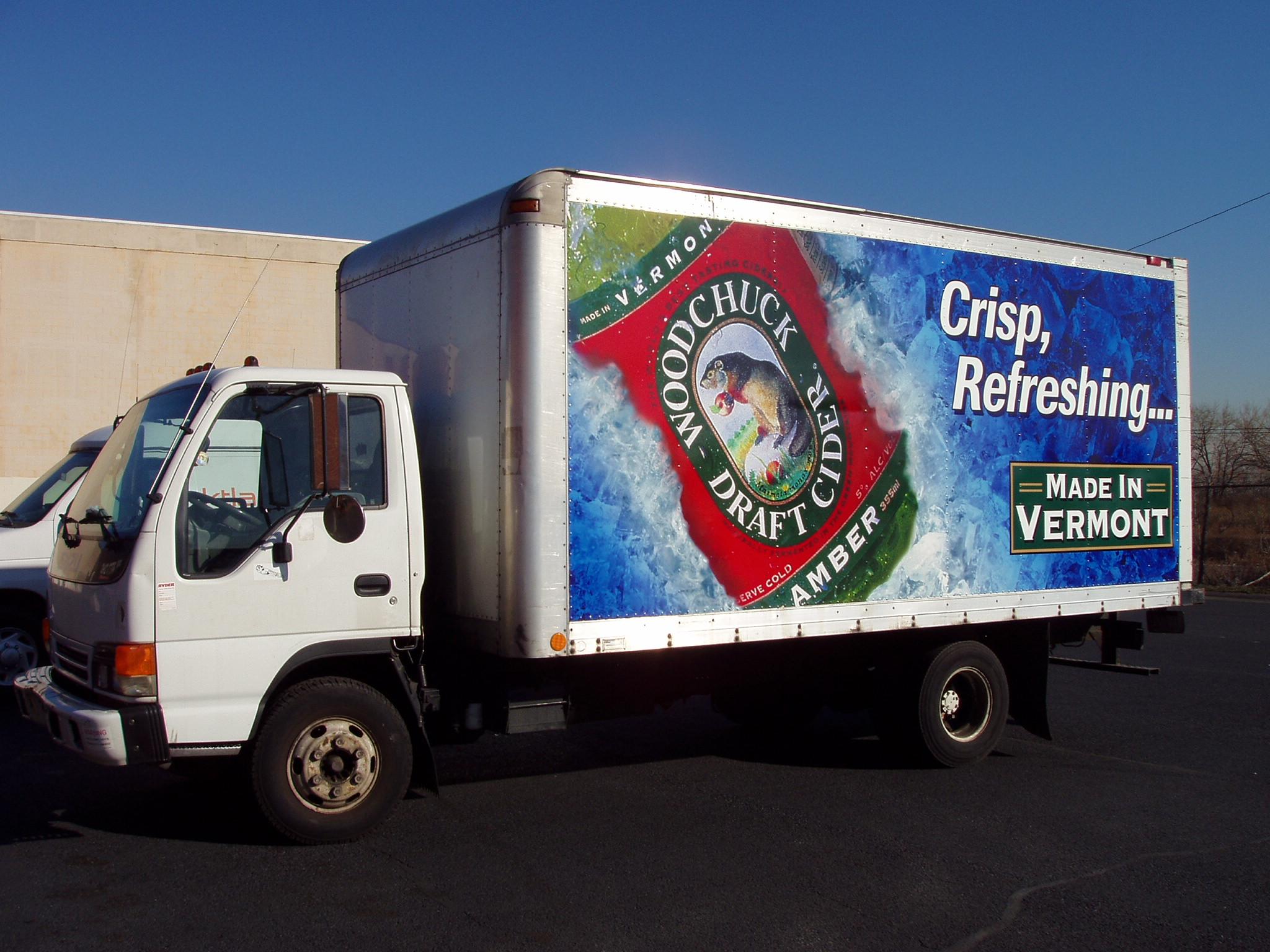 6663 & 6664 Woodchuck Beer Box Truck DRIVER.jpg
