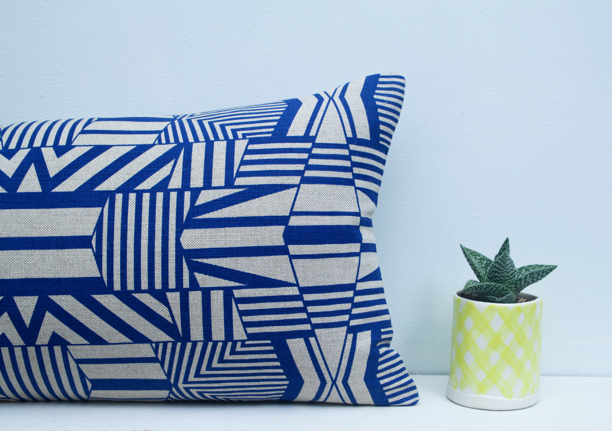 A5 Electric Blue Cushion.jpg