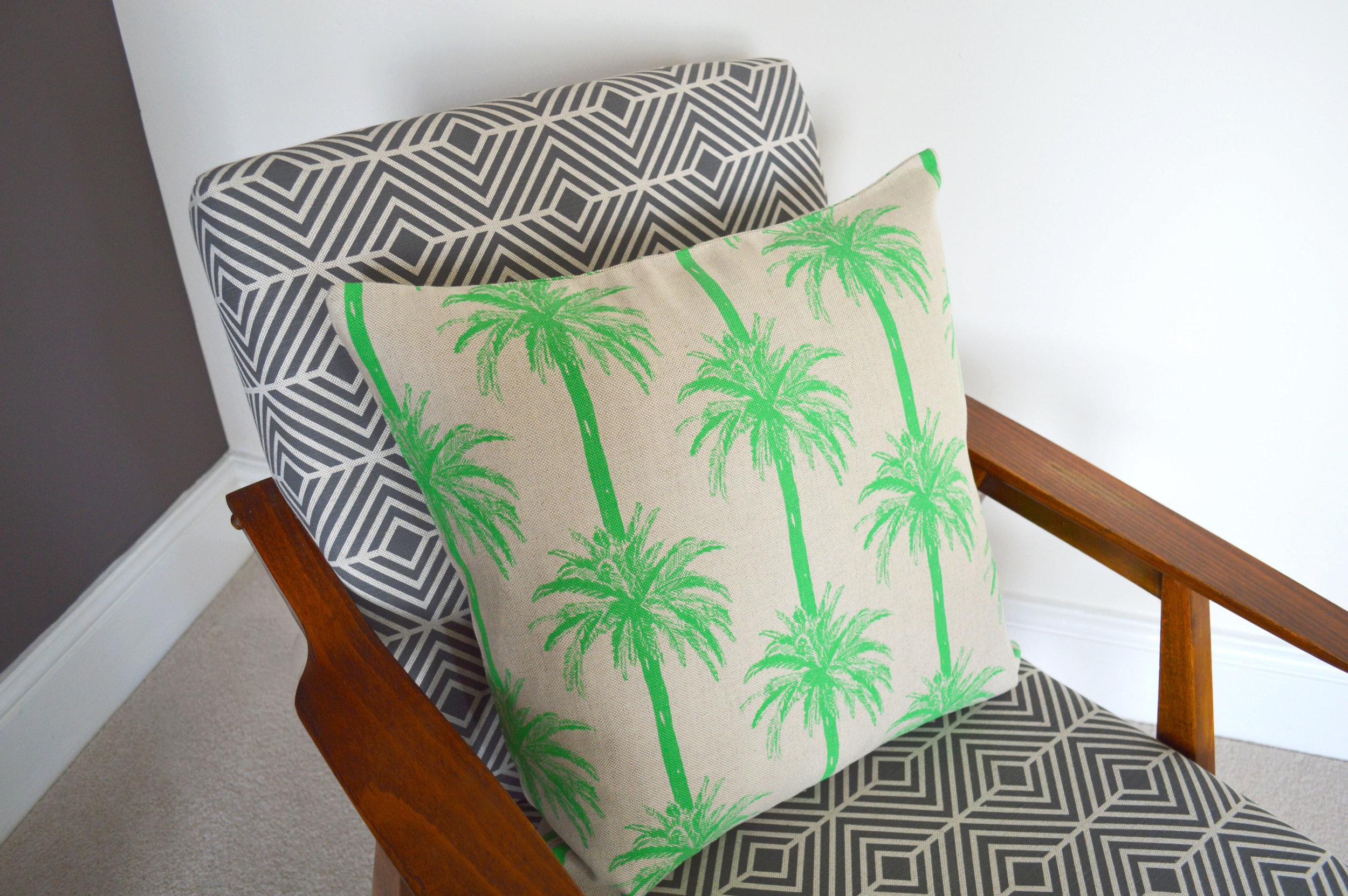 Palm Tree Cushion on Chair.jpg