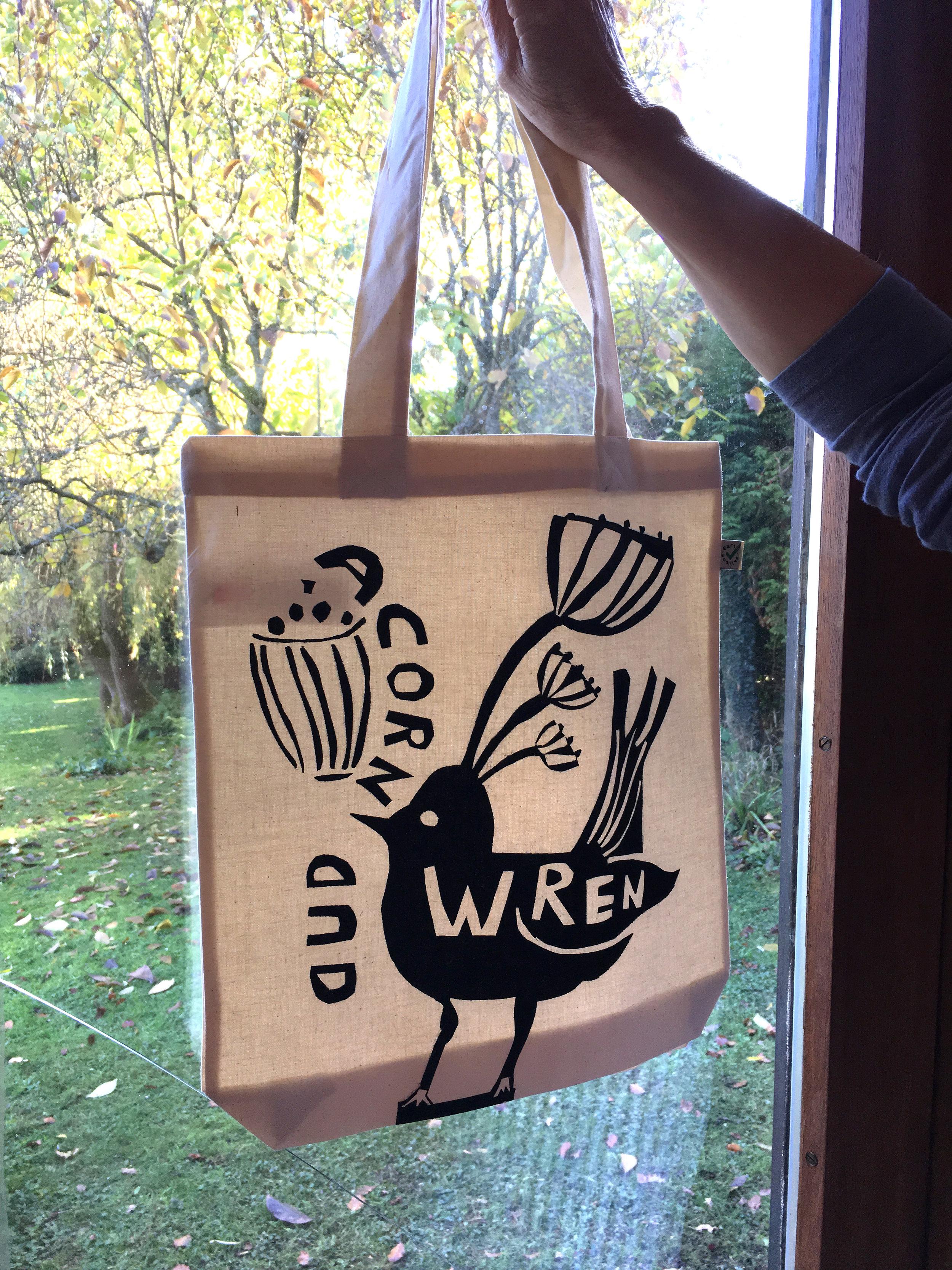 Claire Acorn and wren.JPG