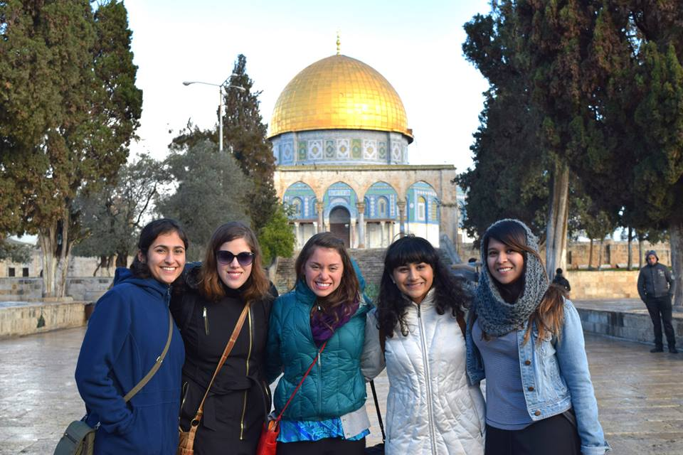 audelia-post-at-dome-of-rock.jpg