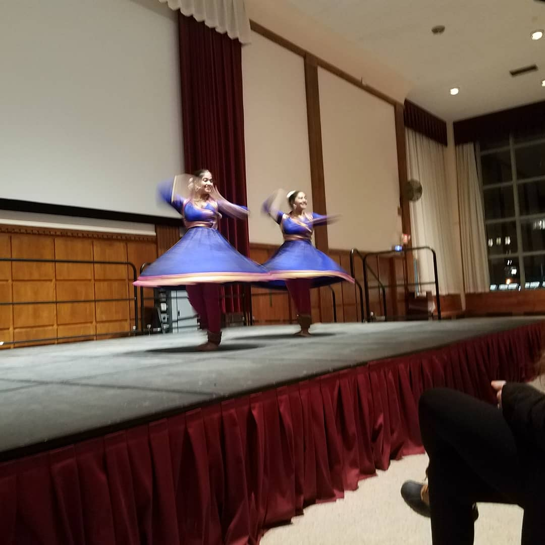 Organizations that participated in the Multicultural Festival had the opportunity to showcase elements of their cultures to those in attendance.