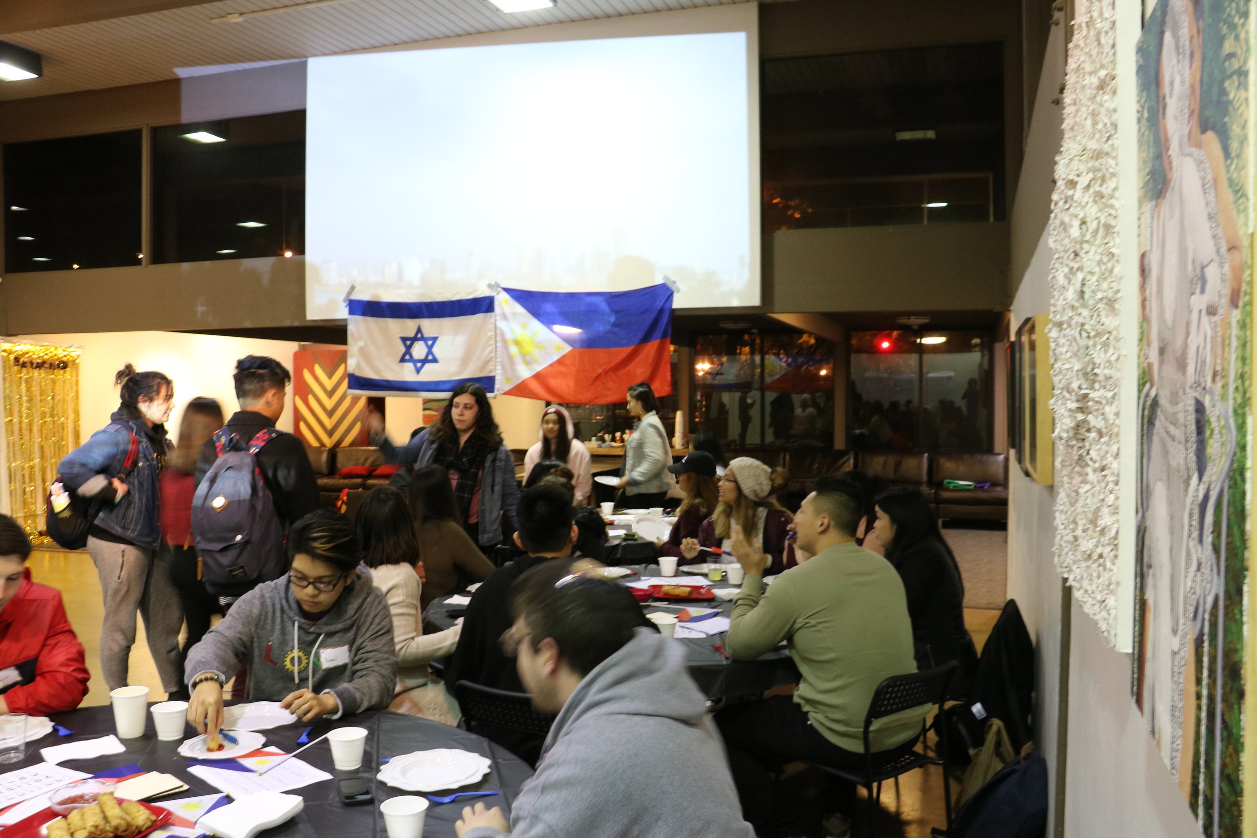 Keziah hopes that future events like Beyachad will continue to strengthen relationships between both communities.