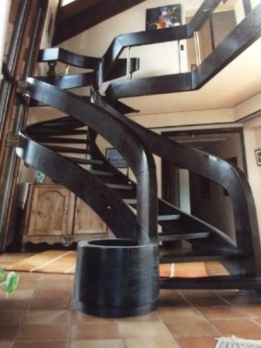 Escalier-Lalanne-Charpente