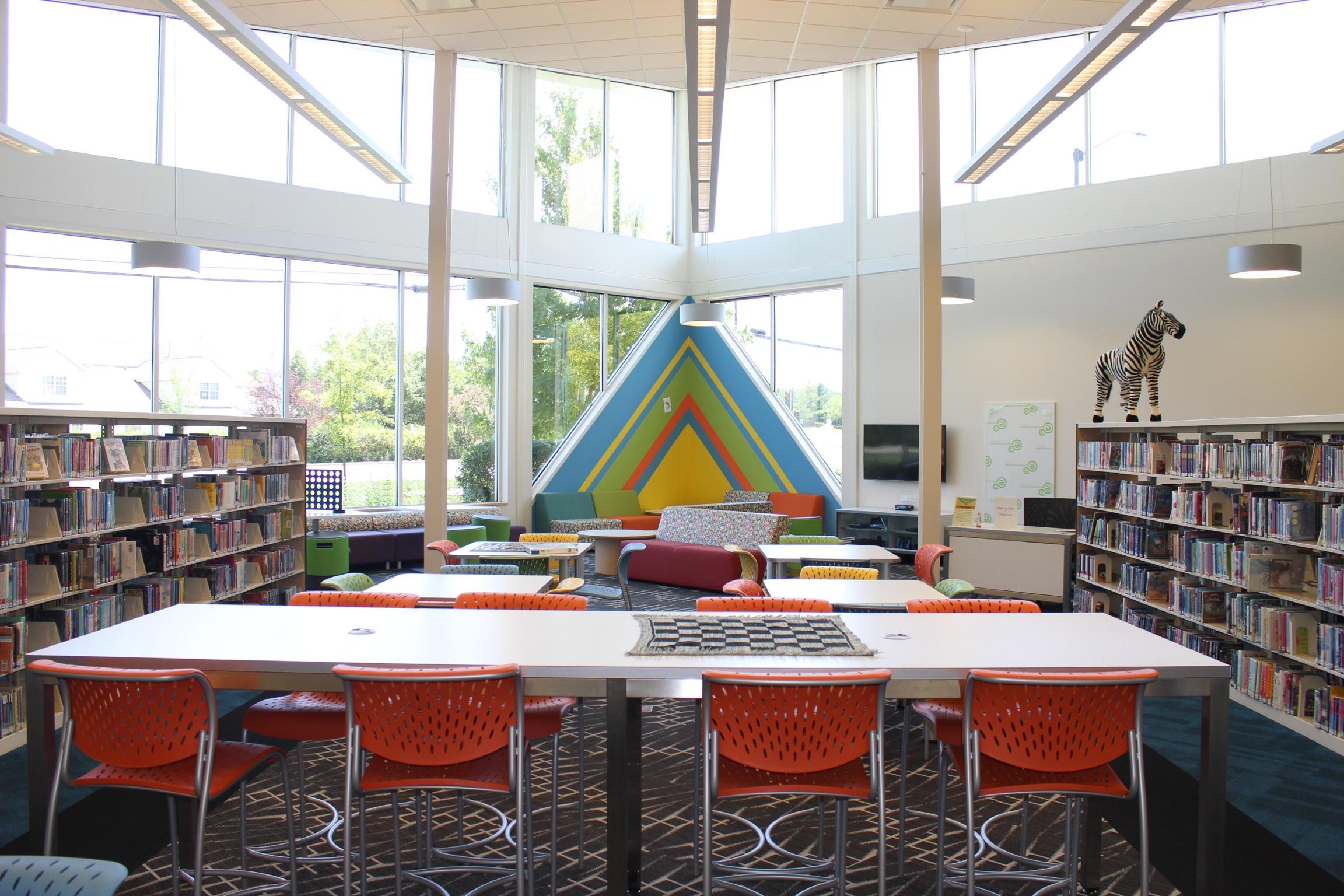 warren newport public library