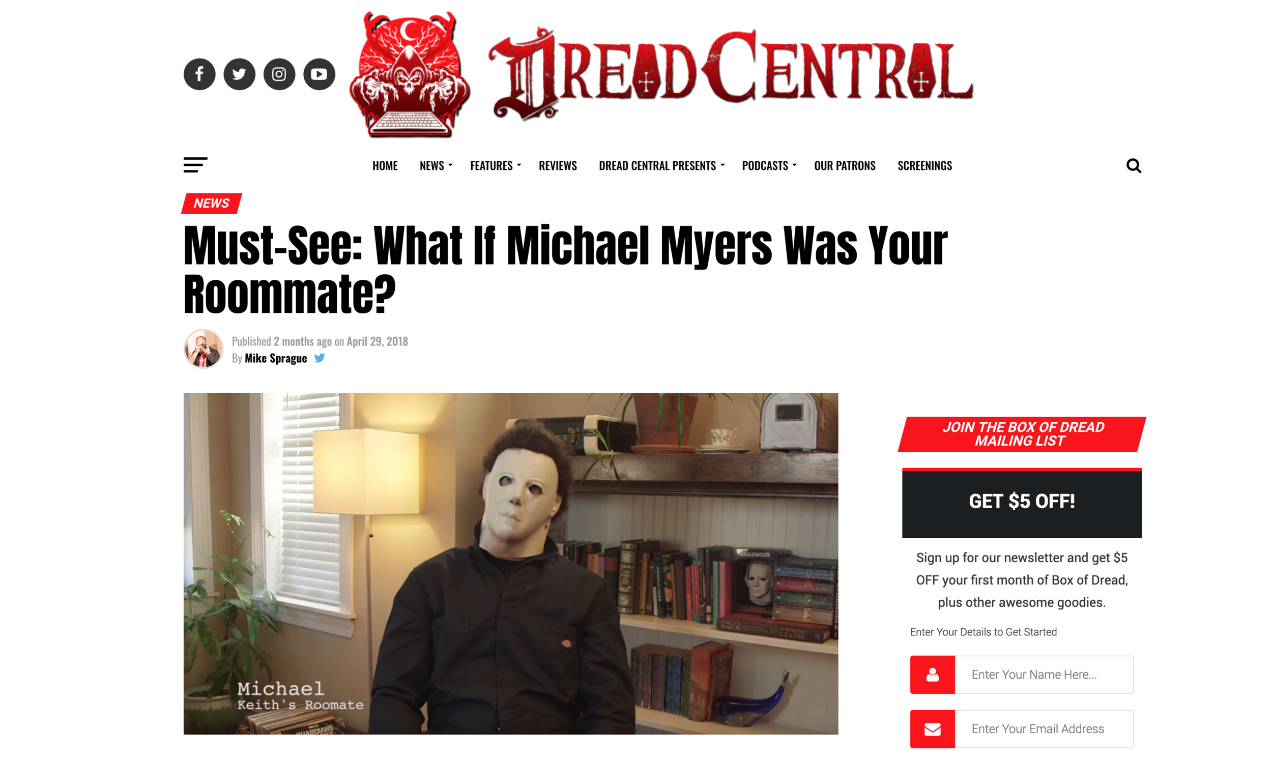 https://www.dreadcentral.com/news/272321/must-see-what-if-michael-myers-was-your-roommate/