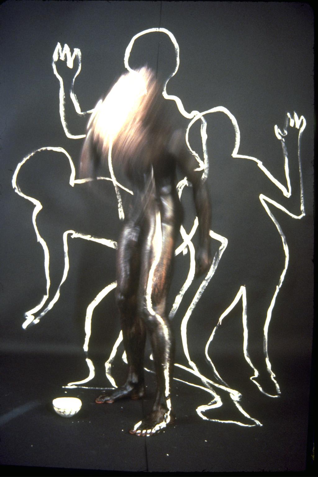 «Trace-parences», 1981
