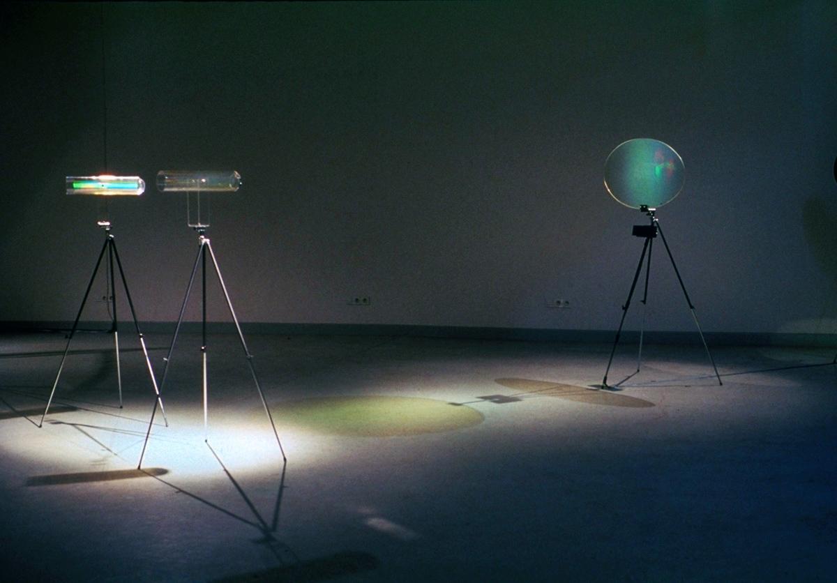 """""""La conscience des limites (Galileo)"""", 1993"""