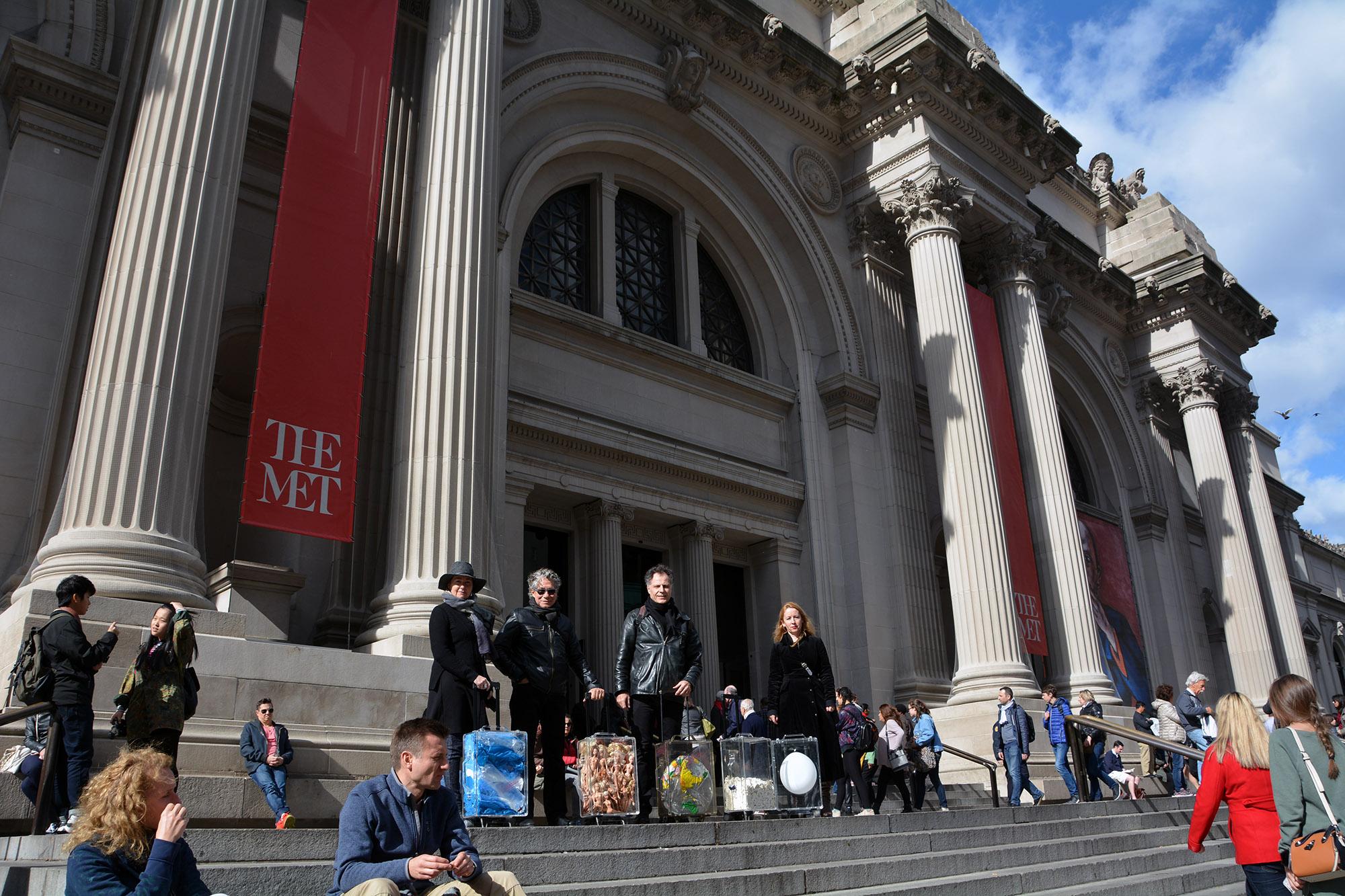 Metropolitan Museum - NYC