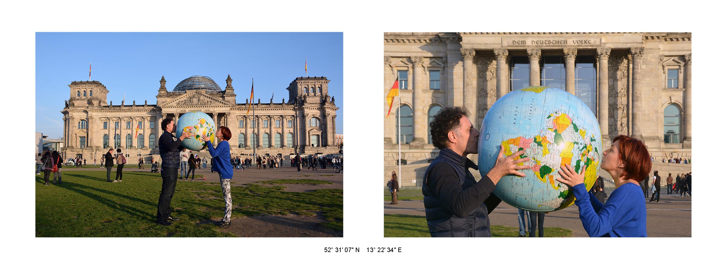 Berlin (Palais du Reichstag) - 2014