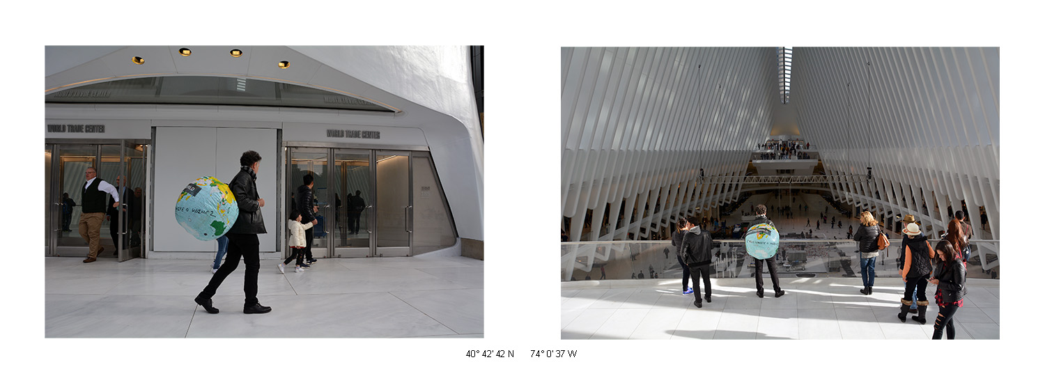 New York (The Occulus) - 2016