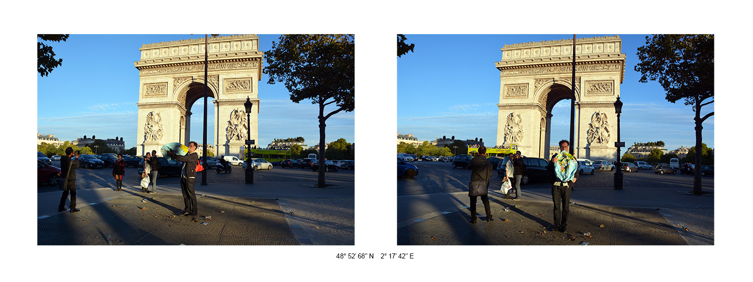 Paris (Arc de triomphe), 2014