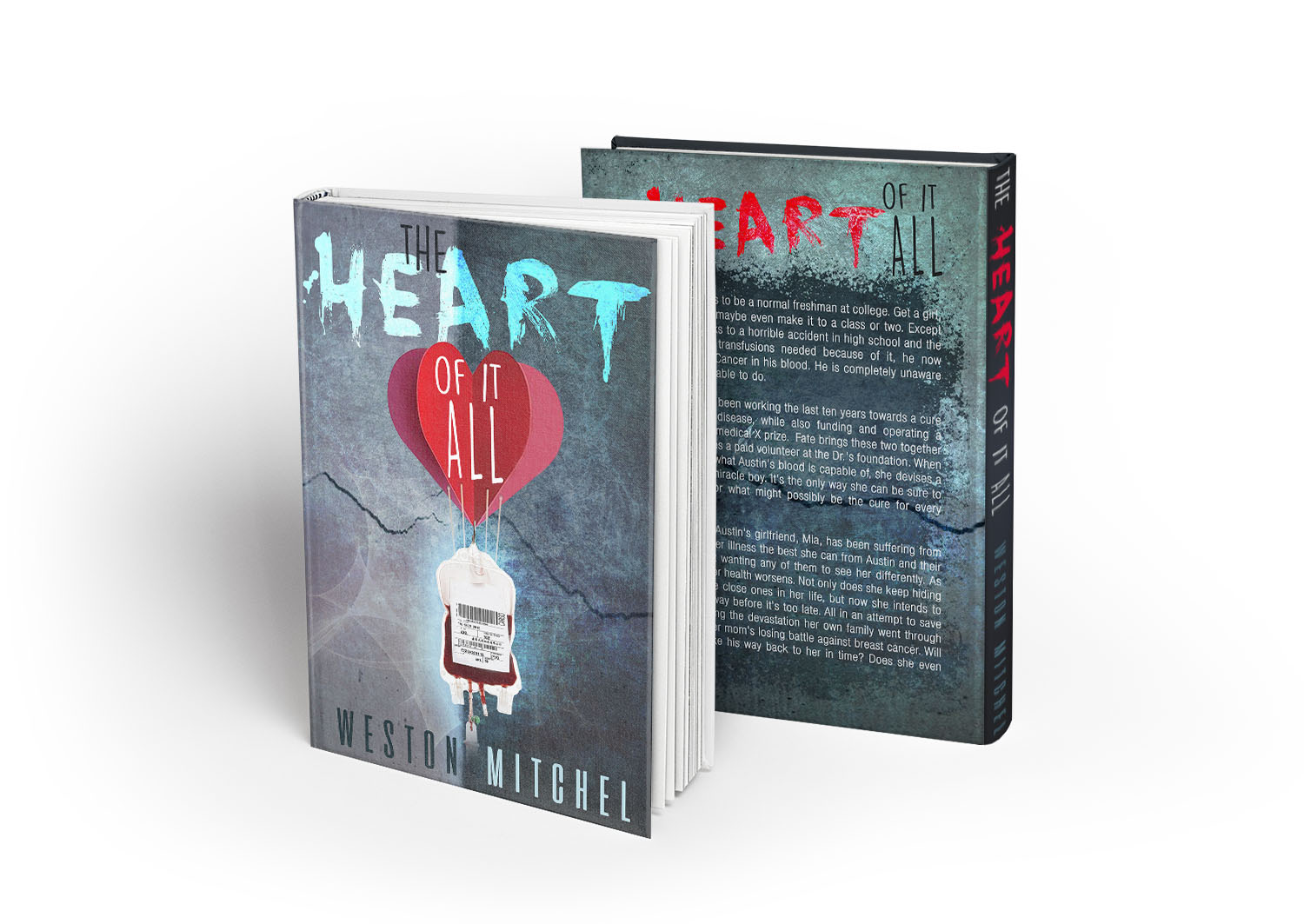 HeartOfItAllHardcover
