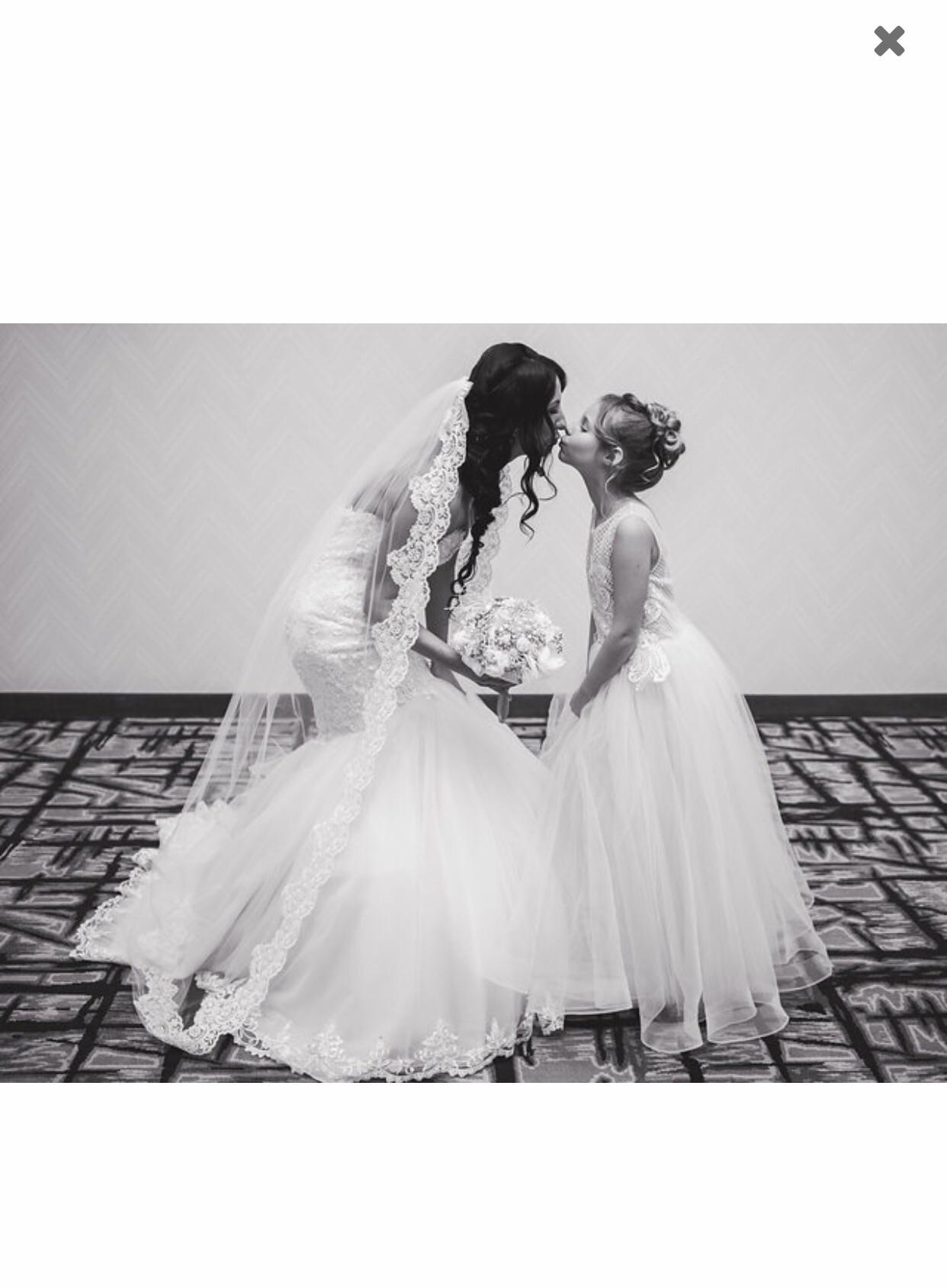 BlancaVeils.com Lace Wedding Veil