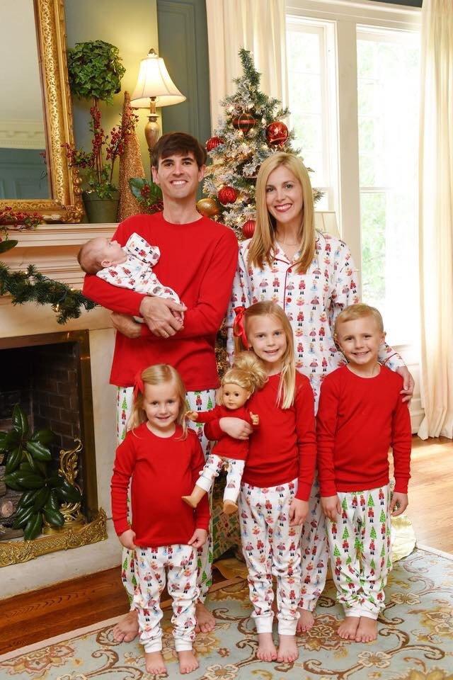 Nutcracker Christmas pajamas.jpg