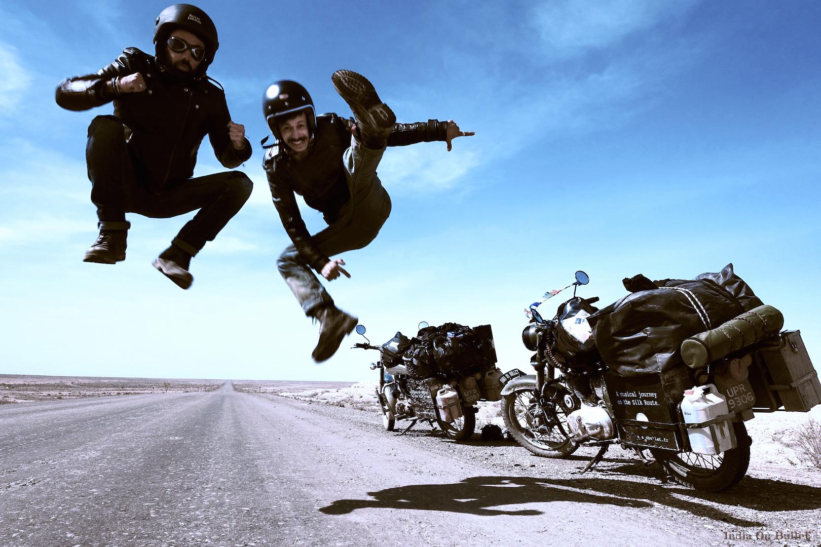 12.  In the Air .    Karakalpakstan Desert, Uzbekistan    60cm x 40cm,   aluminium support, €56.00   ( Shipping Fee included)