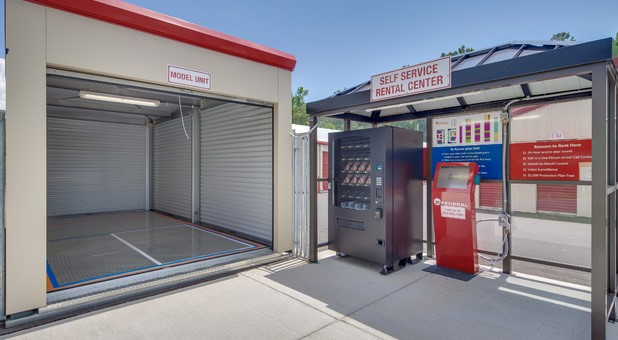 """Smart Self-Storage"" - By applying technology to traditional self-storage, the upgraded ""smart self- storage"" gives the customer a much better experience and has a much higher asset value on disposition."