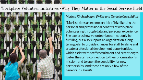 Workplace Volunteer Initiatives - Why They Matter in the Social Service Field.png