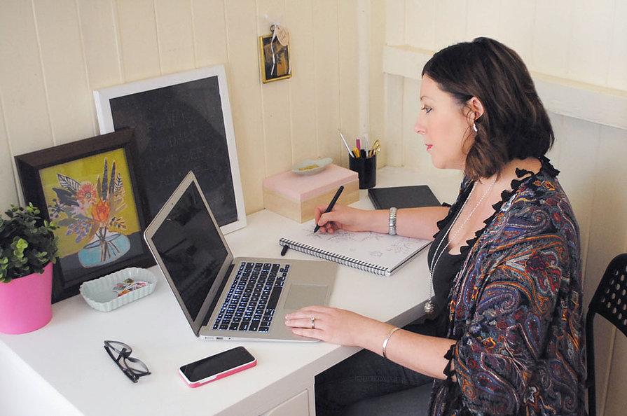 Teri Sutherland   Creative Lady Directory