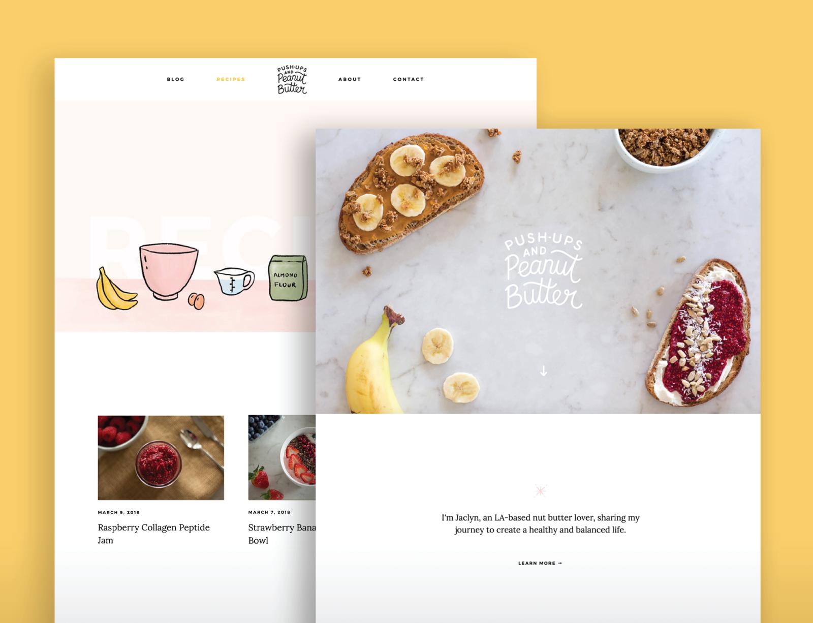 Mariel Feldman | Push-Ups and Peanut Butter | Creative Lady Directory