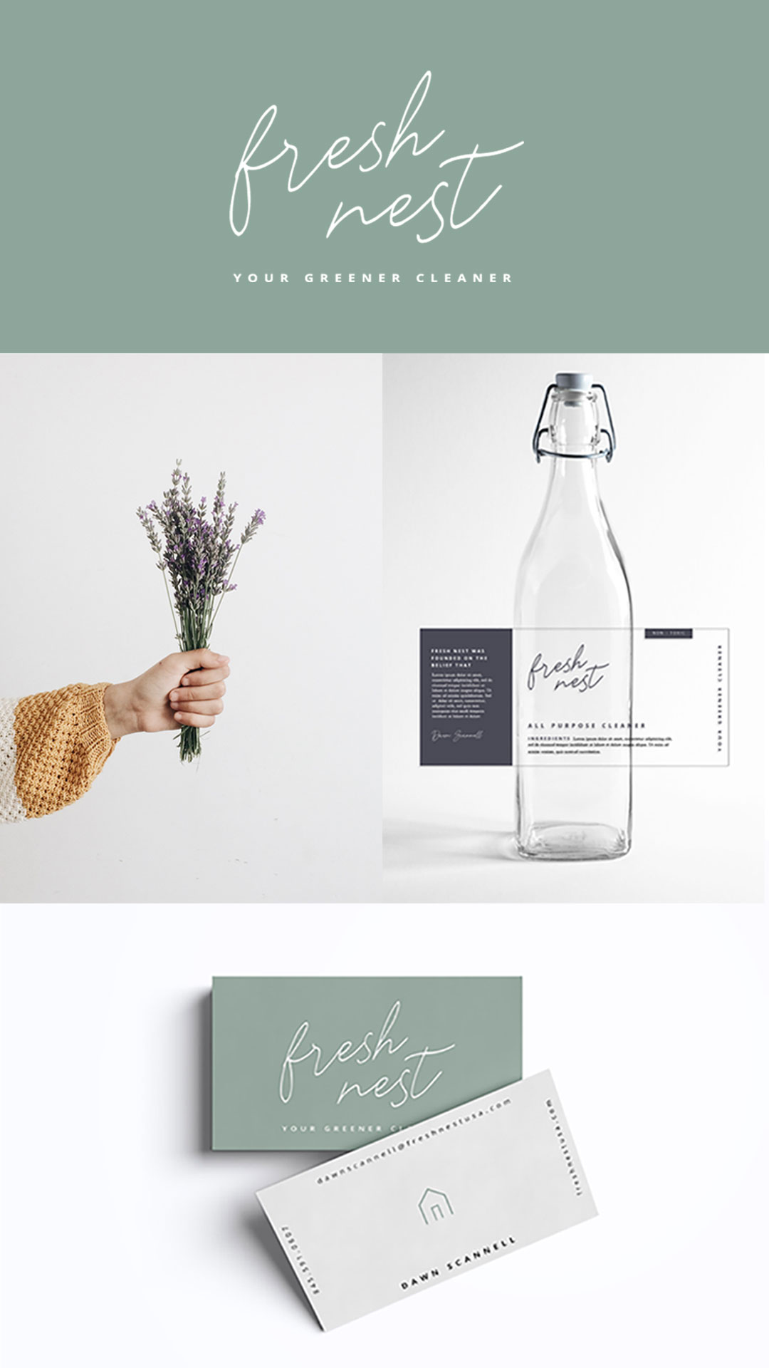 Here + Now Creative Co. | Fresh Nest Story | Creative Lady Directory