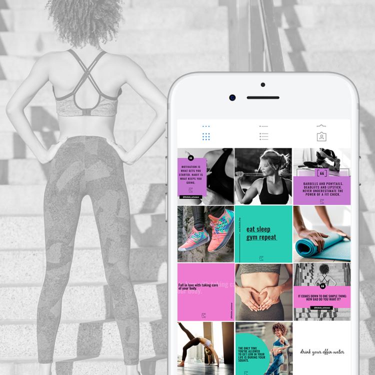 Jennifer Briggs   Nicole Design   Fit Chicks   Creative Lady Directory