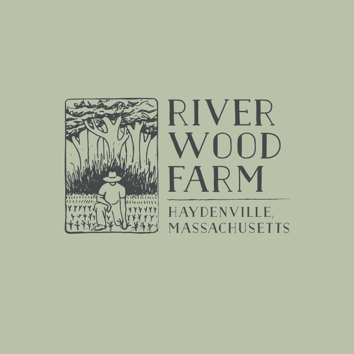 Alessandra Mele | Riverwood Farm Logo | Creative Lady Directory