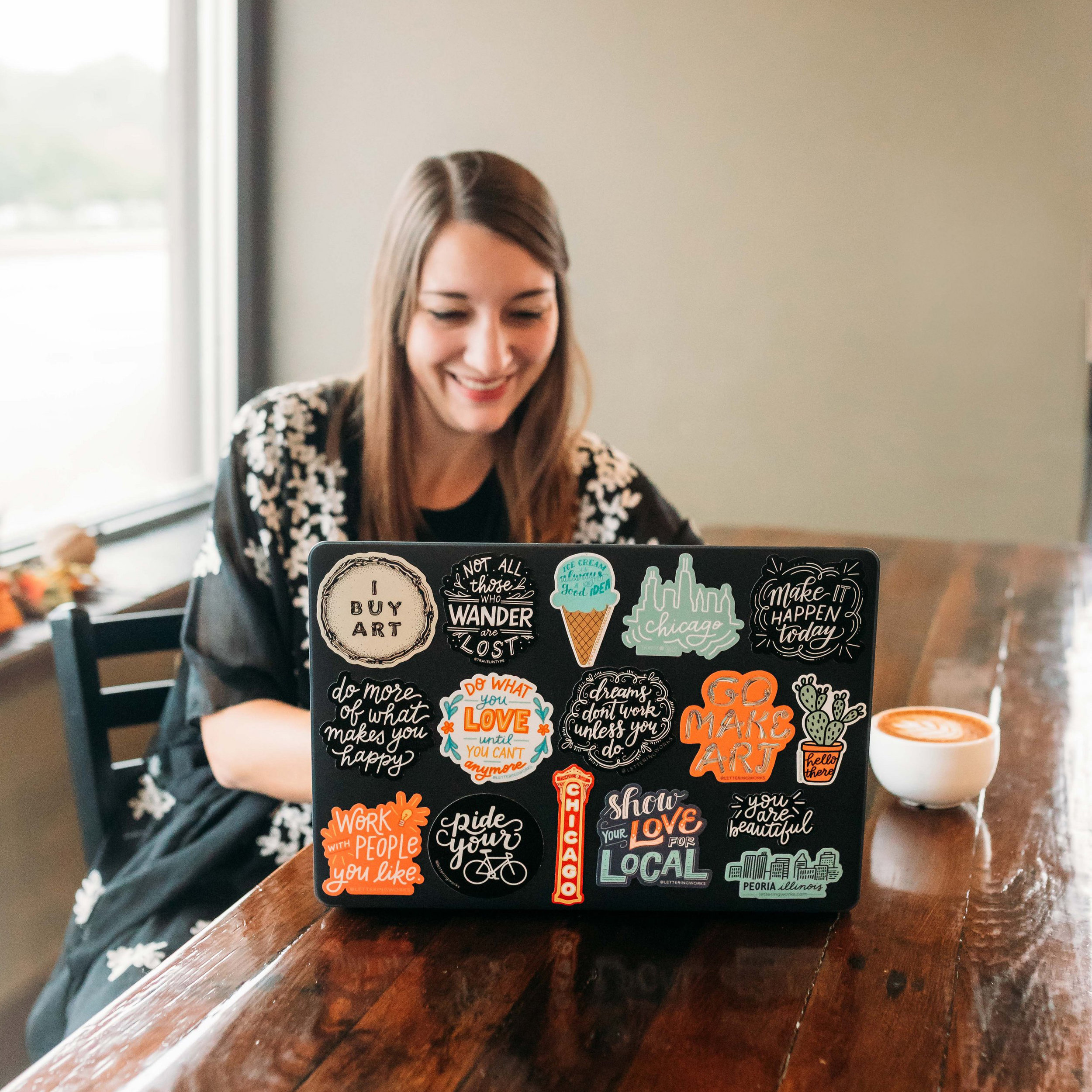 Chelsie Tamms | Lettering Works | Creative Lady Directory