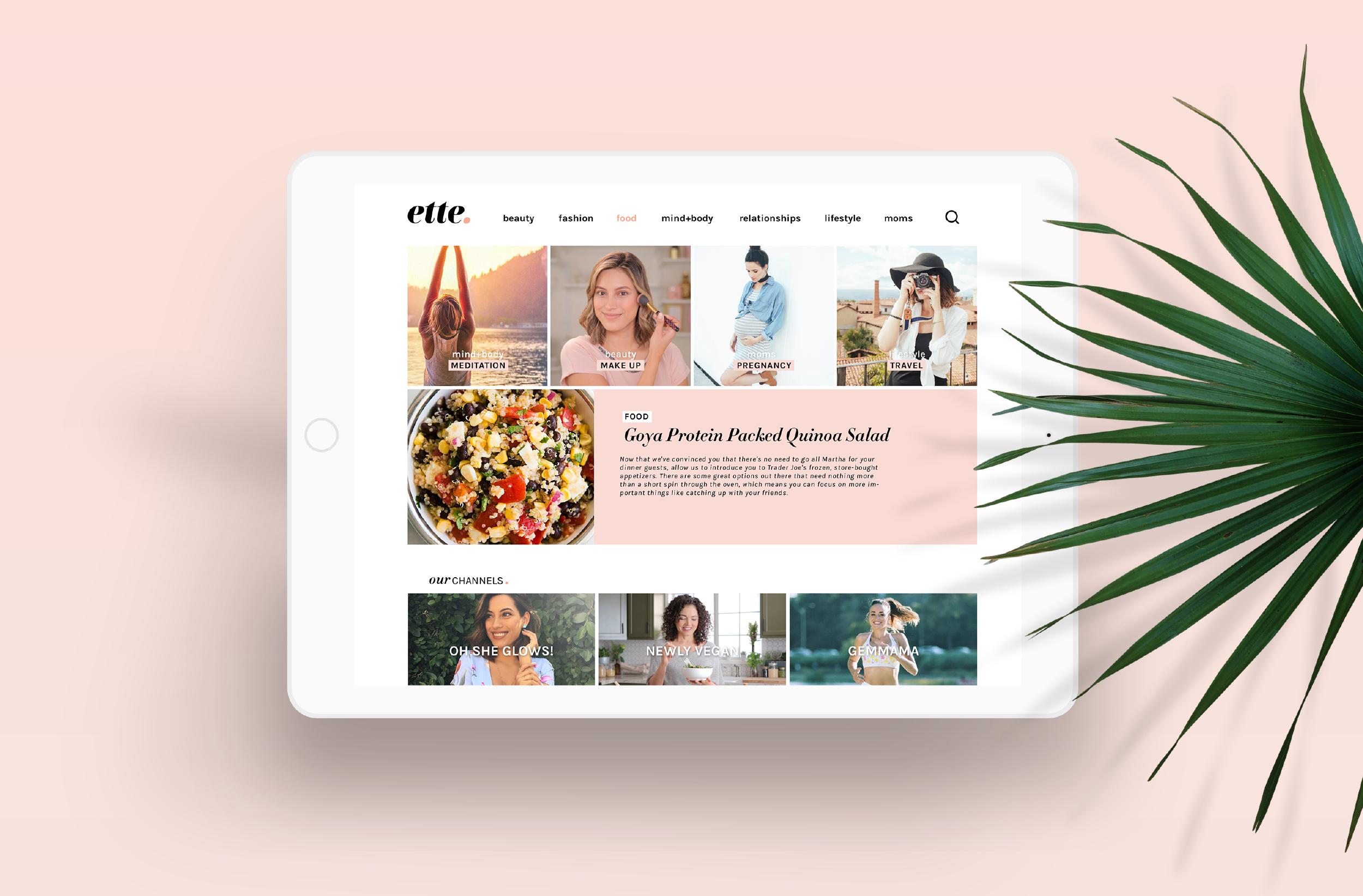 Lina Cordero | Ette | Creative Lady Directory