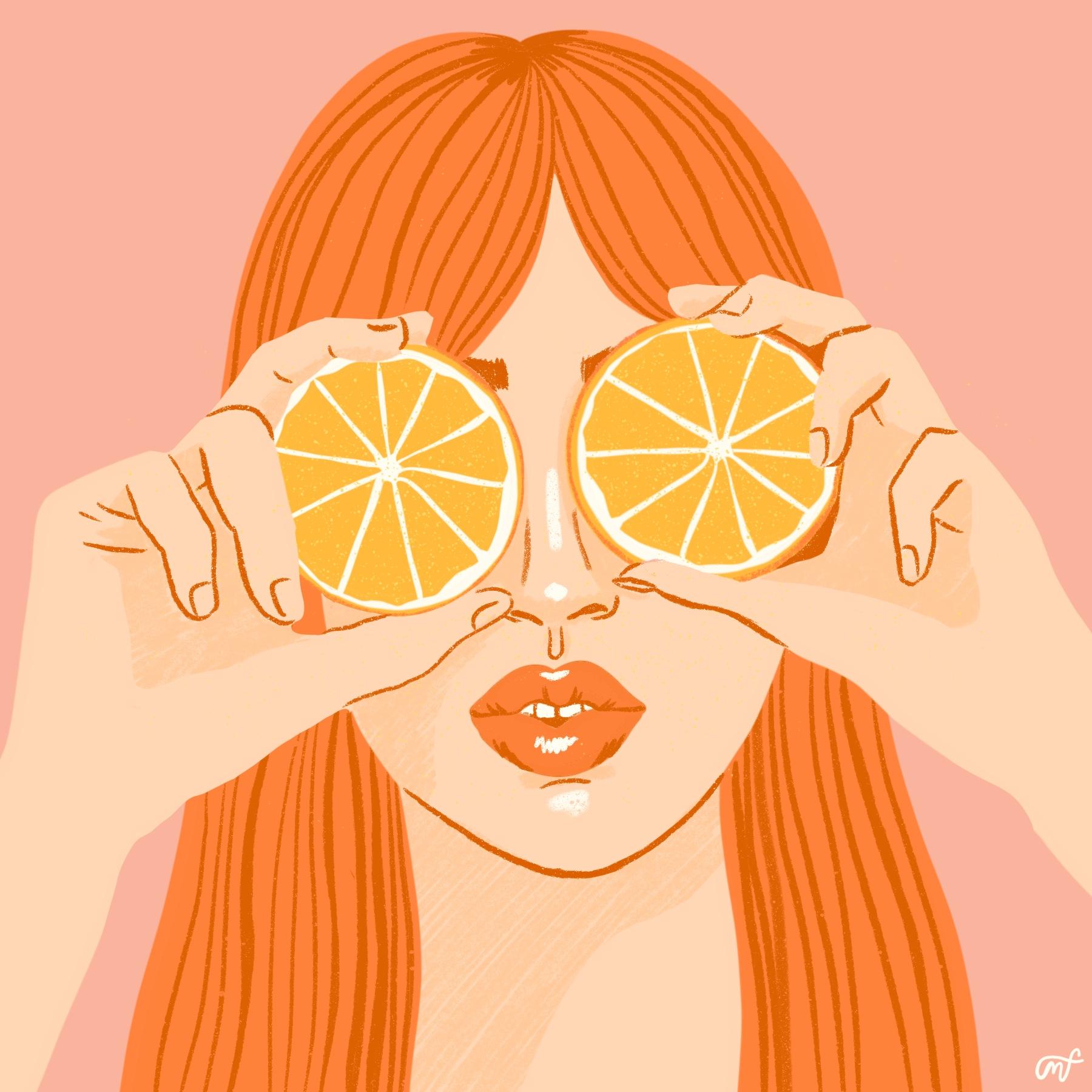 Maria Filar | Sunshine Eyes | Creative Lady Directory