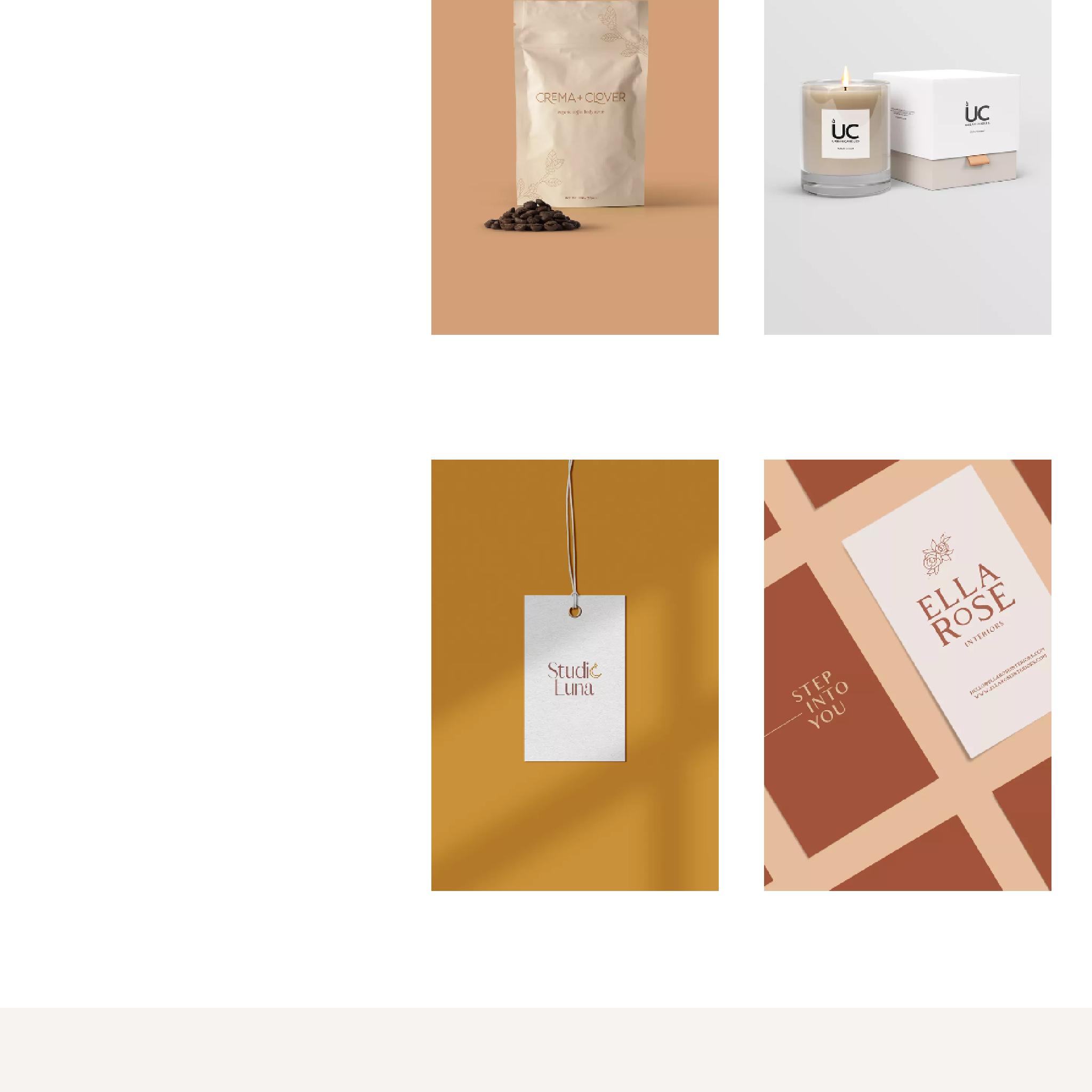 Jessica Kubicek | Instagram Grid | Creative Lady Directory