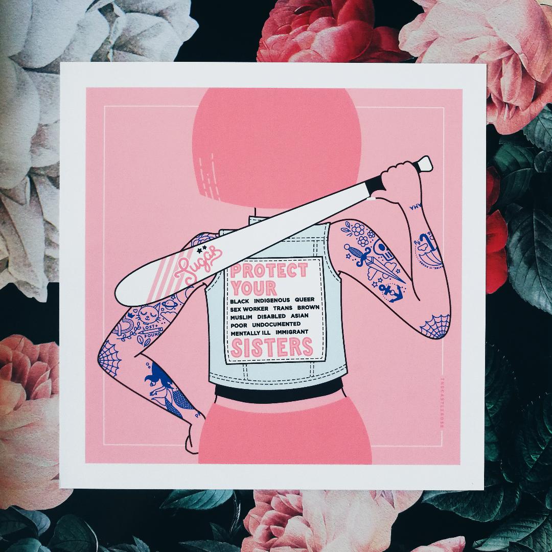 Irene Castellano | TCR Sisters Print | Creative Lady Directory